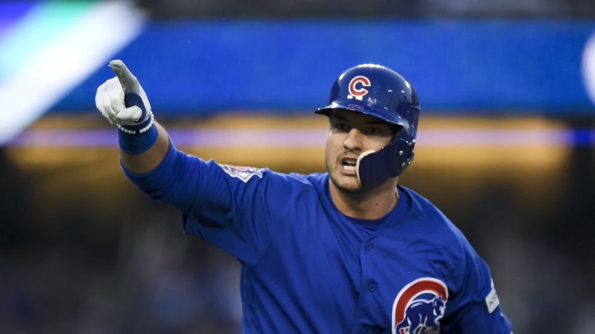 Cubs, Dodgers meet in NLCS