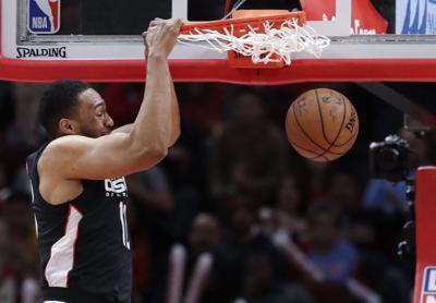 Wizards Bulls Basketball