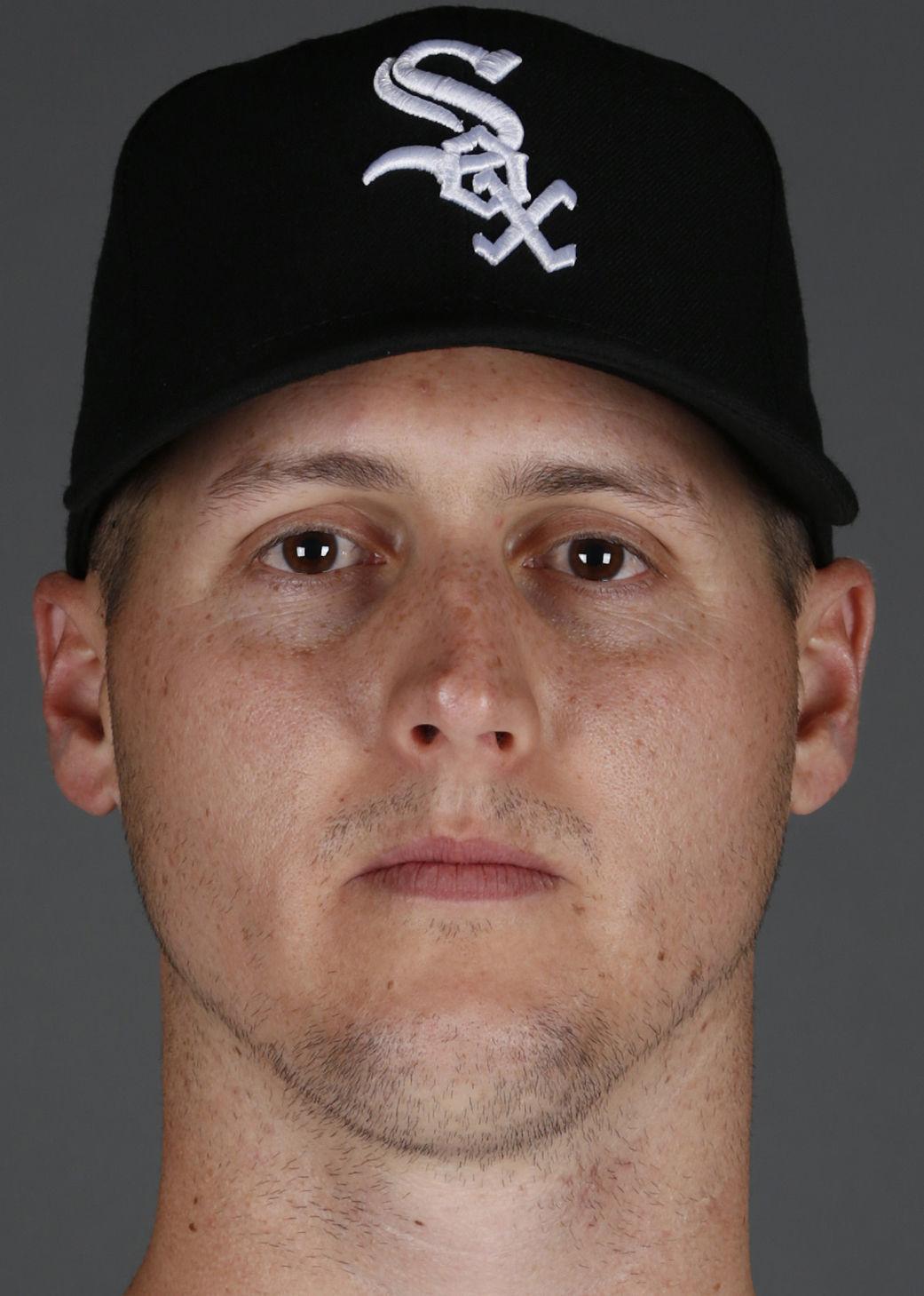 Nate Jones, White Sox mugshot 2015