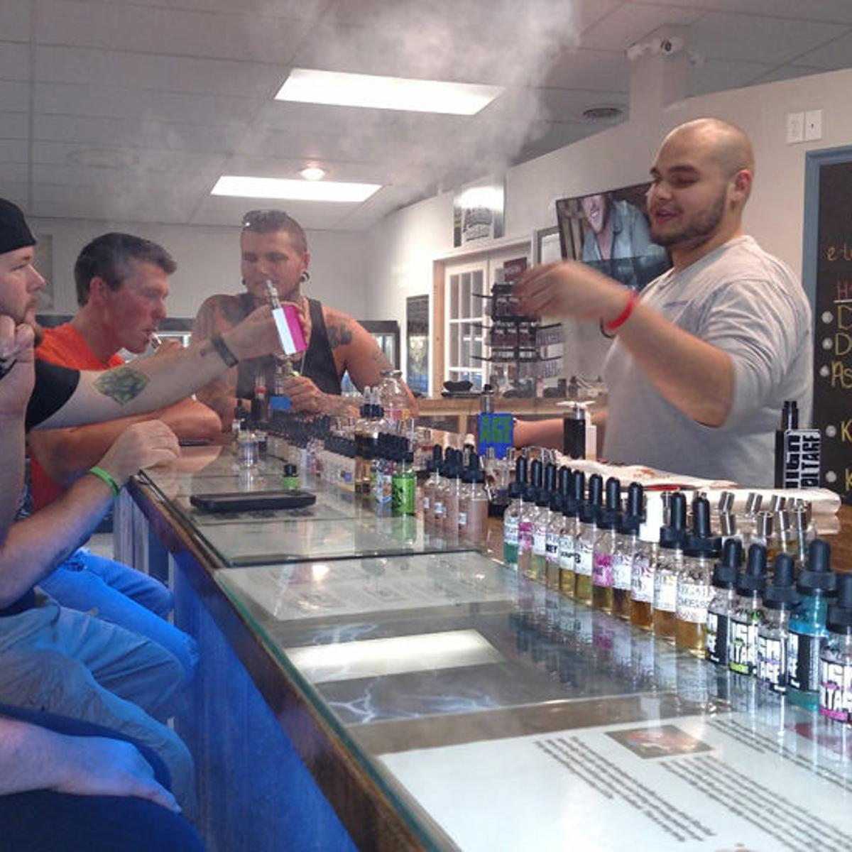 Smoke Rings opens second store | News | pantagraph com