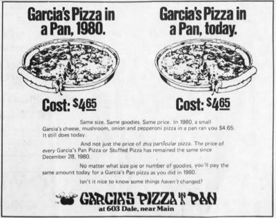 Garcia's Pizza returning to Twin Cities