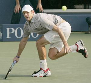 Roddick to face off against Federer in Open final