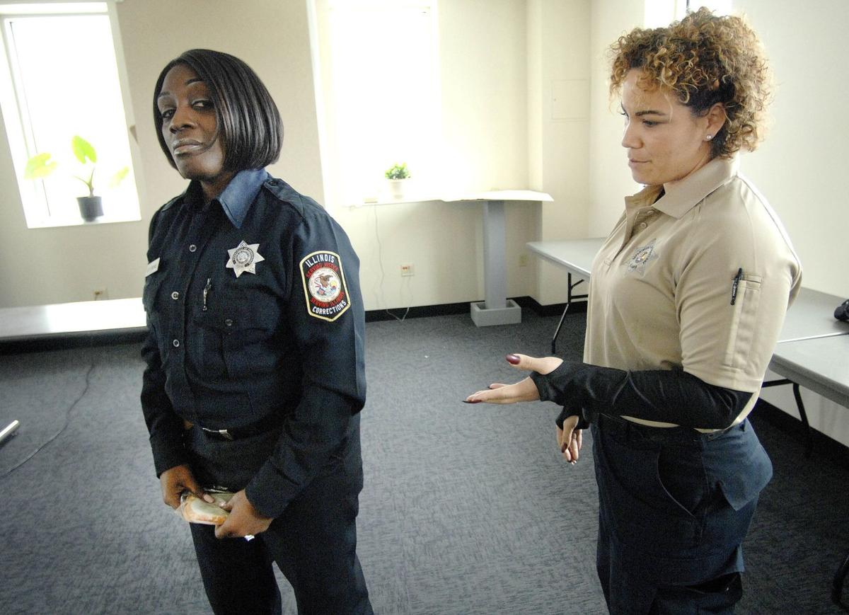 Culture shift: Officers learn new skills for dealing with women in