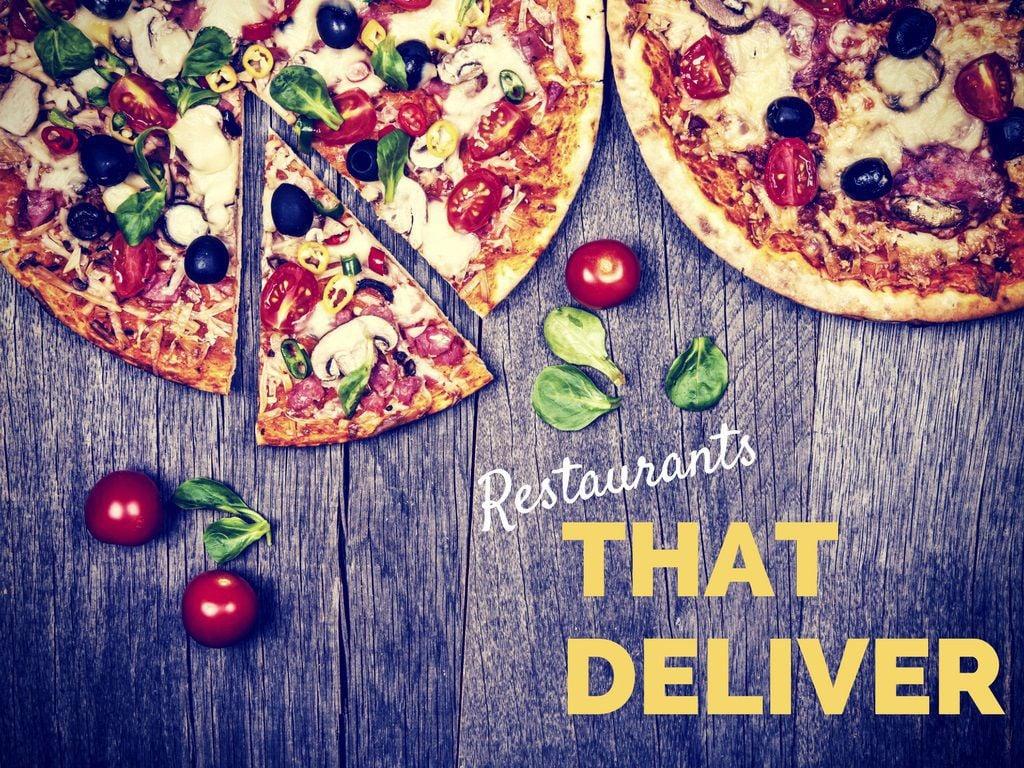 B-N Restaurants that Deliver