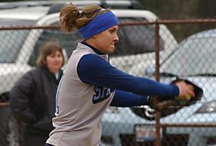 Olympia softball rolls Normal West