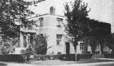 Booker T. Washington home 121309