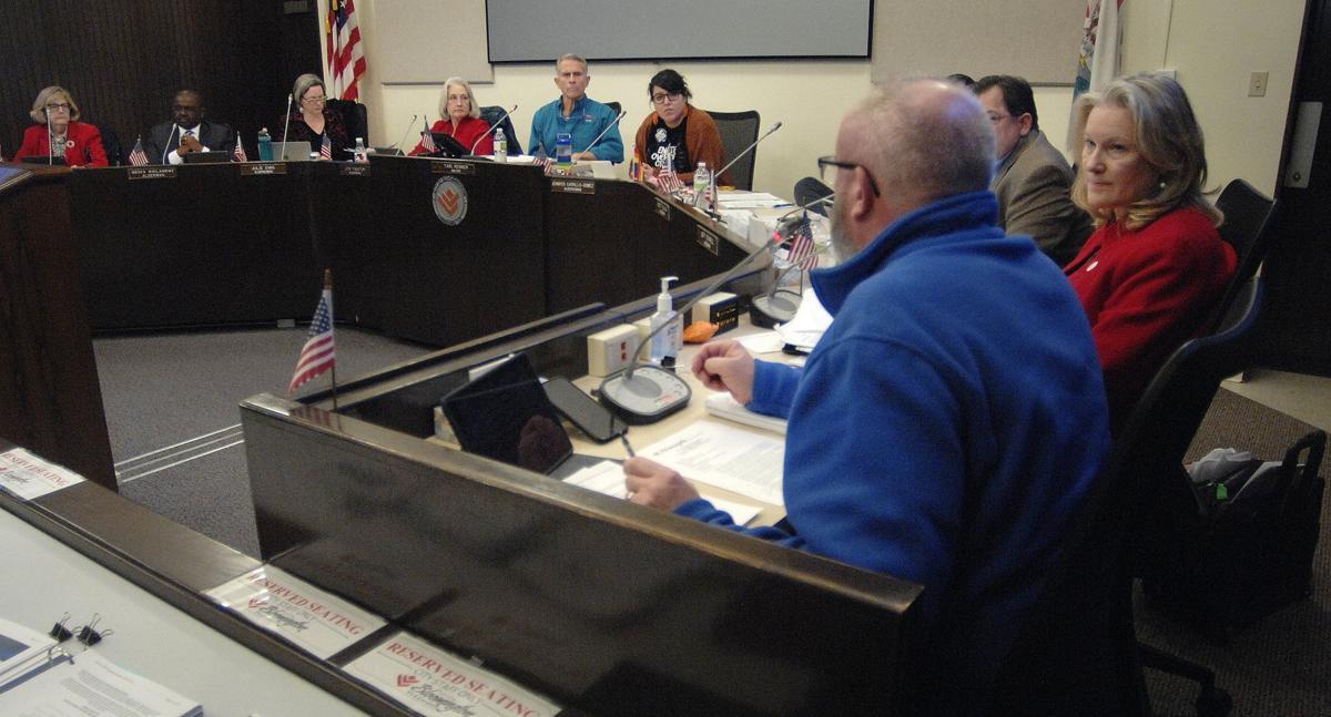 Bloomington City Council