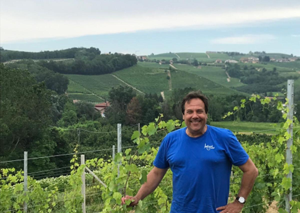 IN THE WINE MAKING BUSINESS