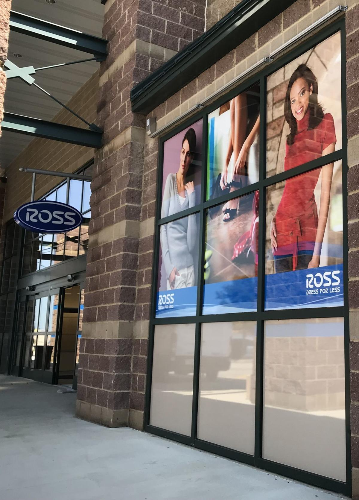 01f6d41dfb4 Ross Dress for Less opening in October in Normal