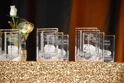 20 under 40 awards