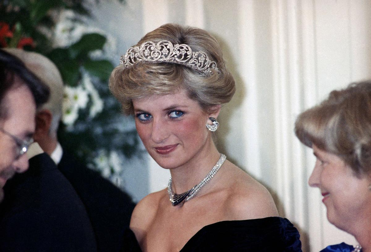 princess diana and personality development