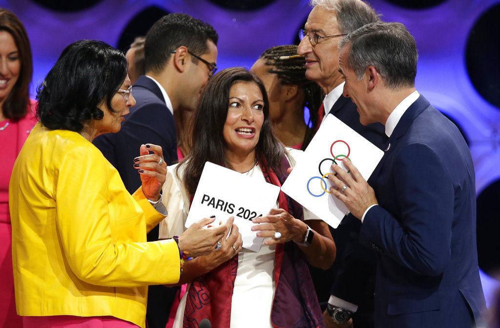 APTOPIX Peru Olympics