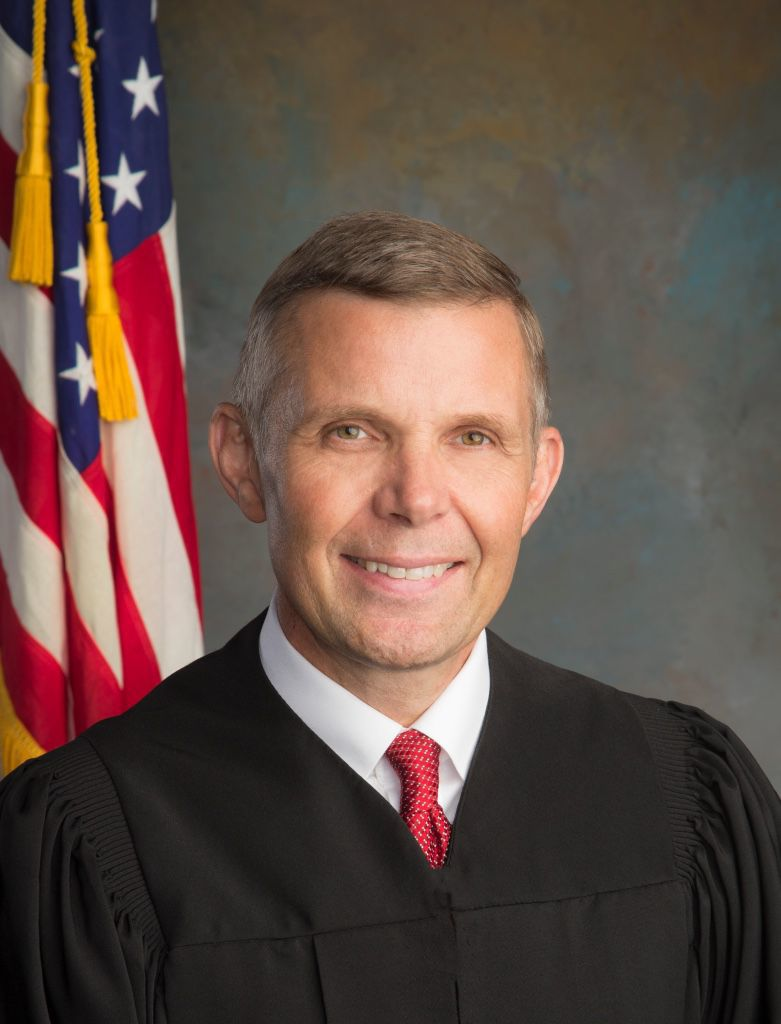 4th District Appellate Justice Thomas Harris