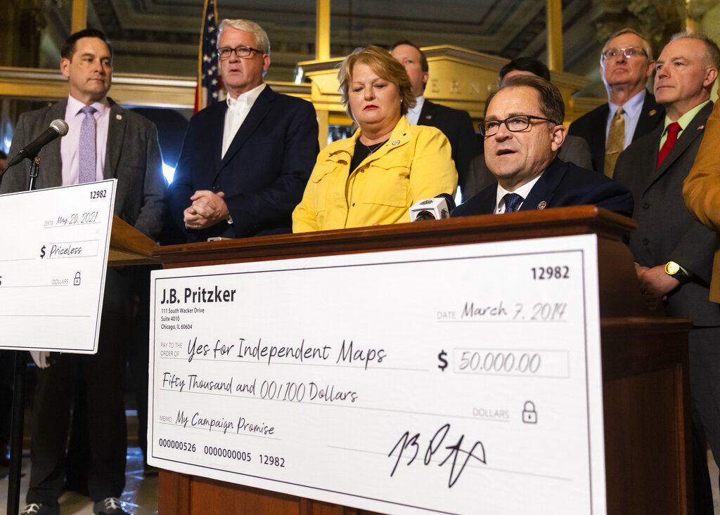 Illinois-Legislative Redistricting
