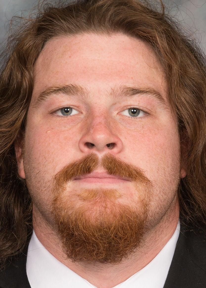 Dalton Keene, ISU 2016 mugshot