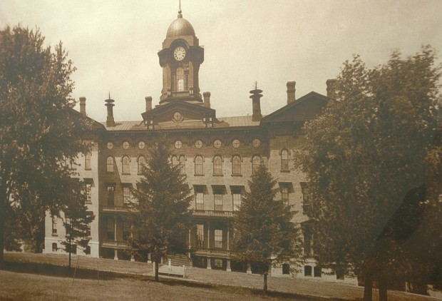 Old Main Project