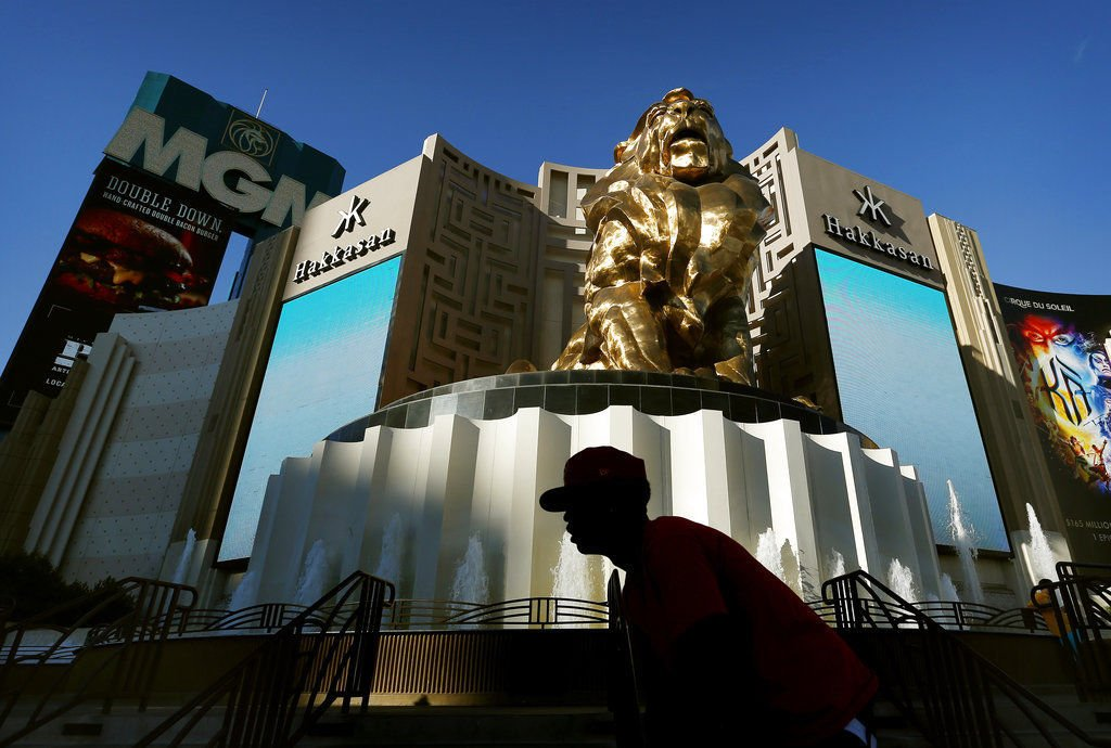 Las Vegas Shooting MGM
