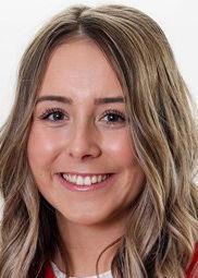 Allison Spence, ISU softball, 2019 hedshot