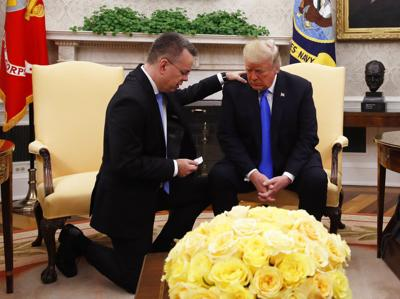Trump American Pastor