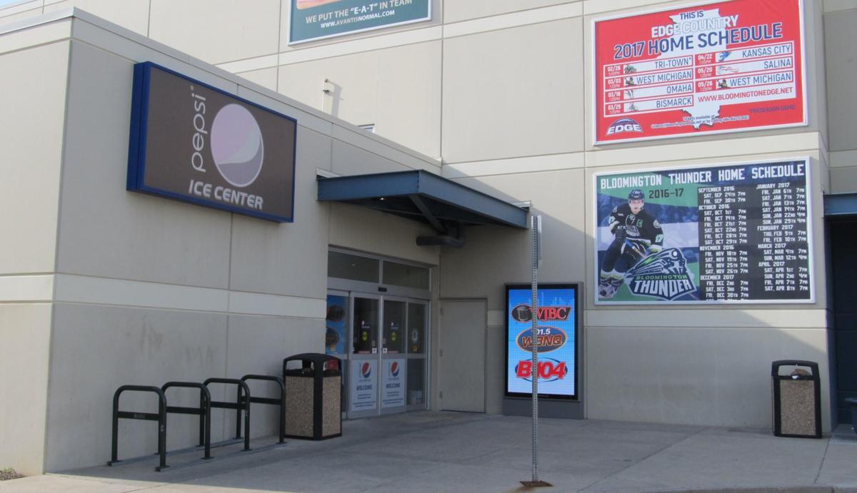 Pepsi Ice Center 2