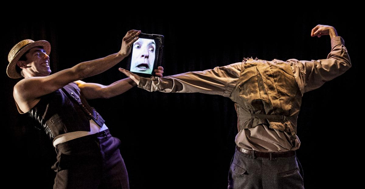PUSH Physical Theatre (copy)