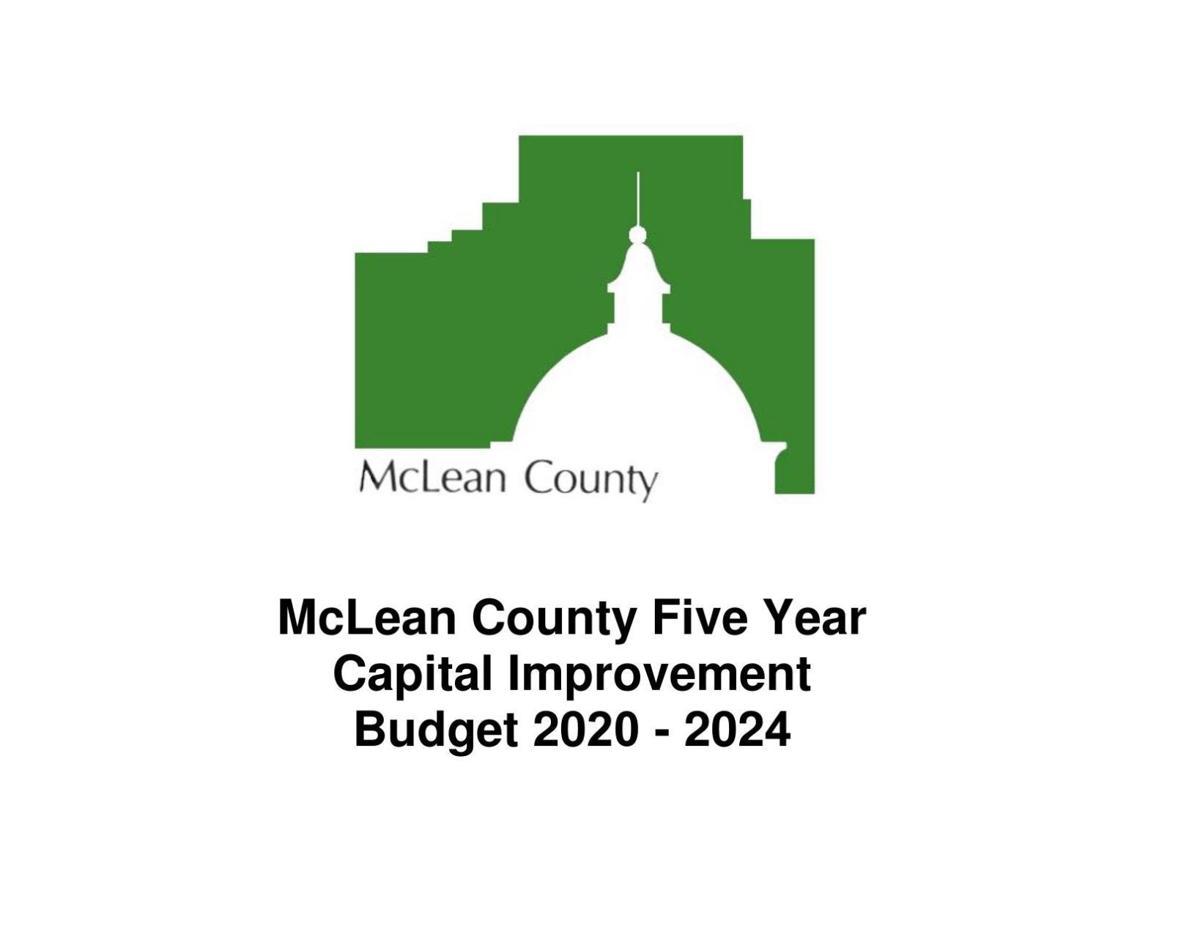 McLean County 2020-2024 Capital Improvement Budget