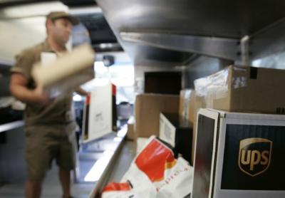 UPS FedEx economy 090109