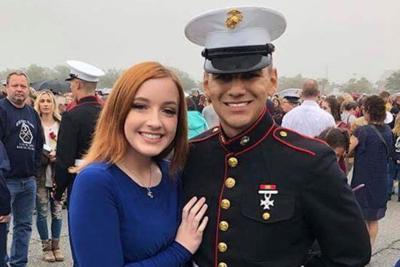 how to be a marine girlfriend