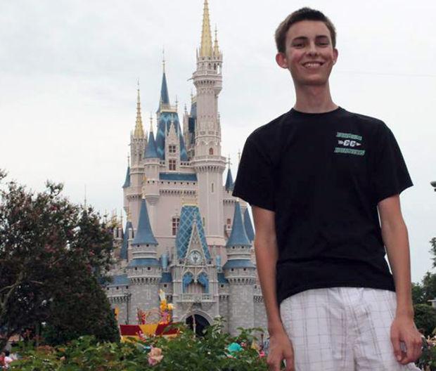 EHS grad interns at Disney World | News | pantagraph.com