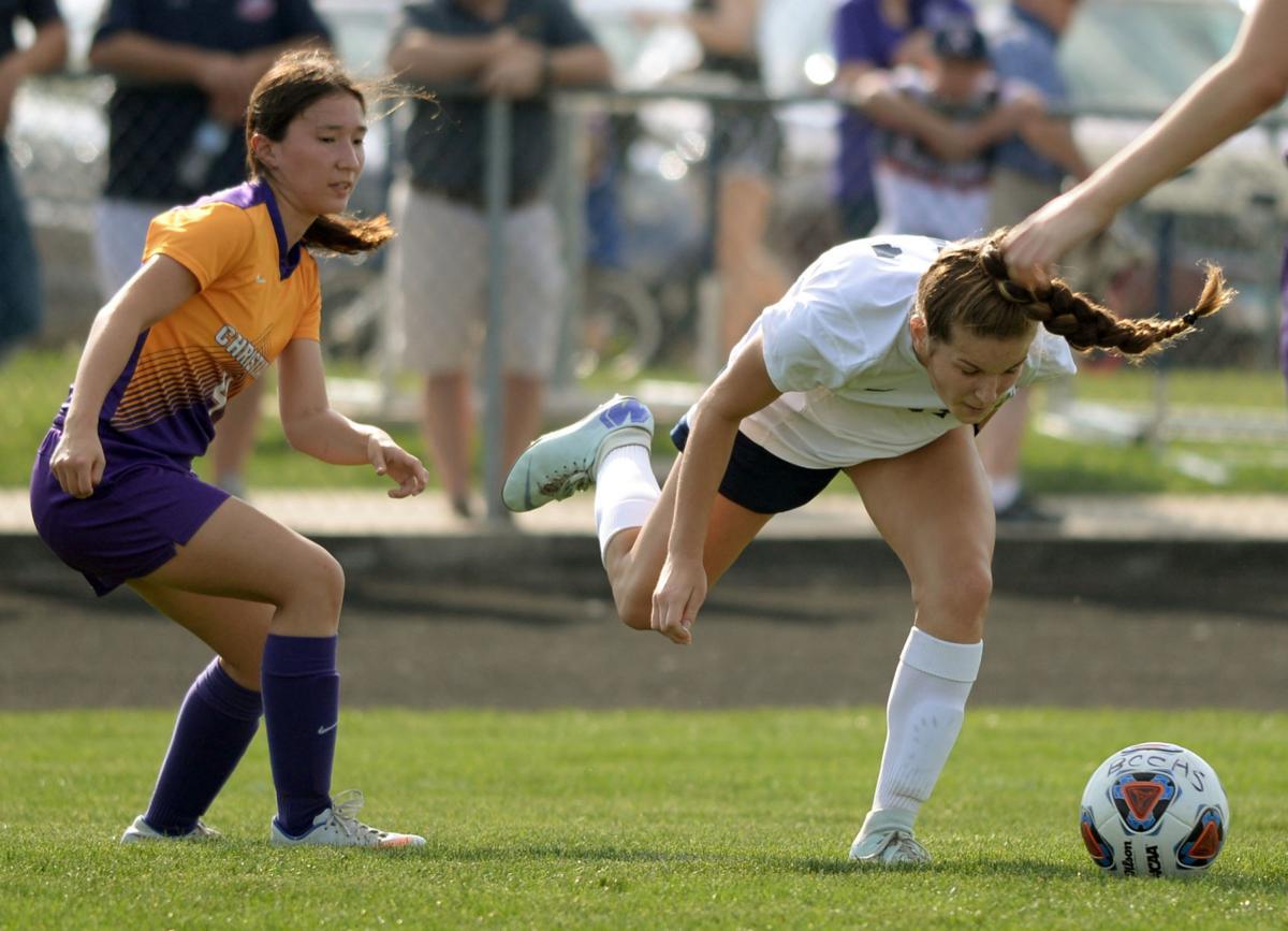 CCHS vs Peoria Christian Soccer Lead Sas