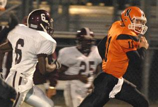 NCHS' Buck, Dickson named to all-state team