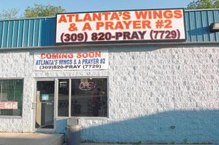 Atlanta's Wings a blessing