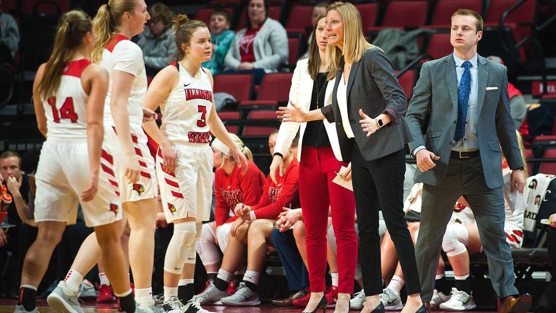 Illinois State women's basketball to Play4Kay, oppose Valparaiso