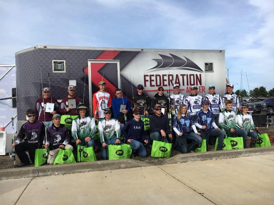 Below the waterline invite shows strength of high school for Clinton lake il fishing report