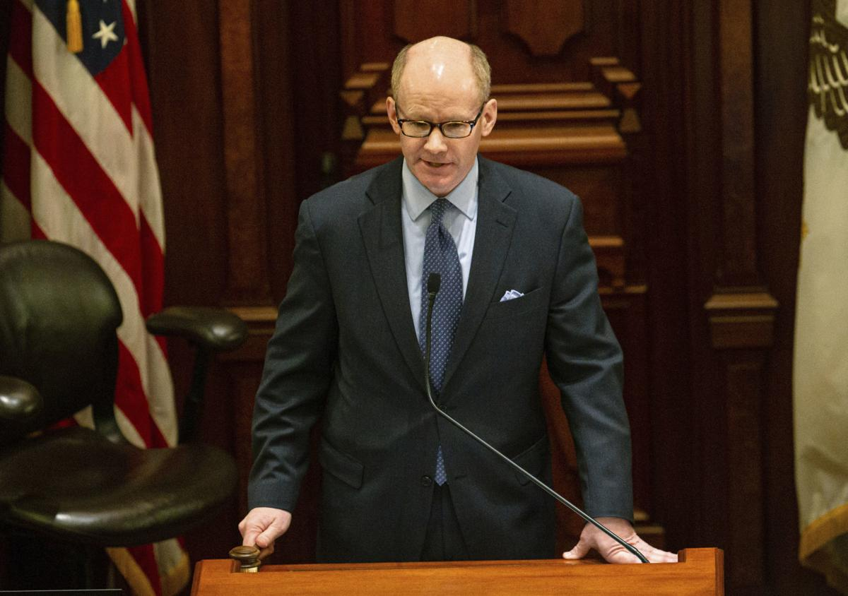 RICH MILLER: Senate President Don Harmon made the right moves