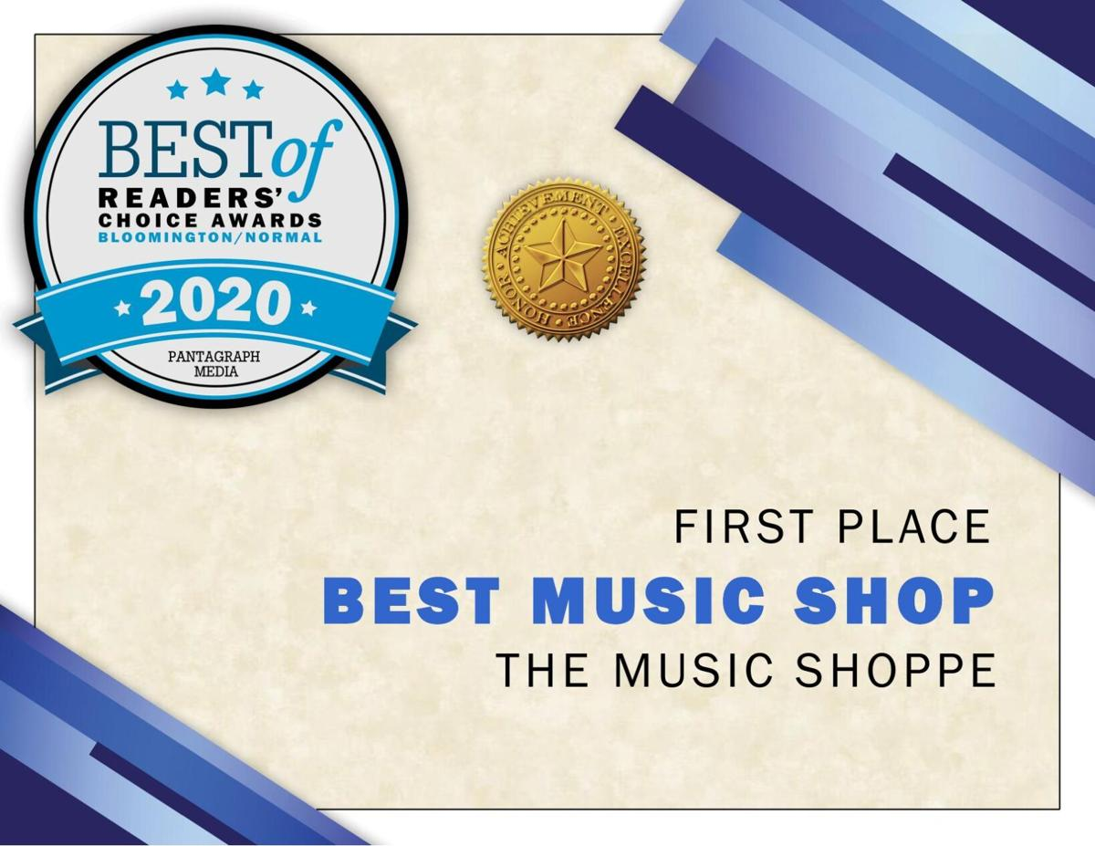 Best Music Shop