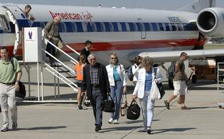 Central Illinois airports offer many similar services