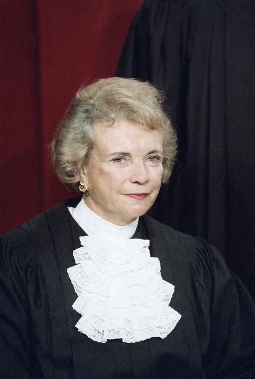 Sandra Day Oconnor 1993 Pantagraph