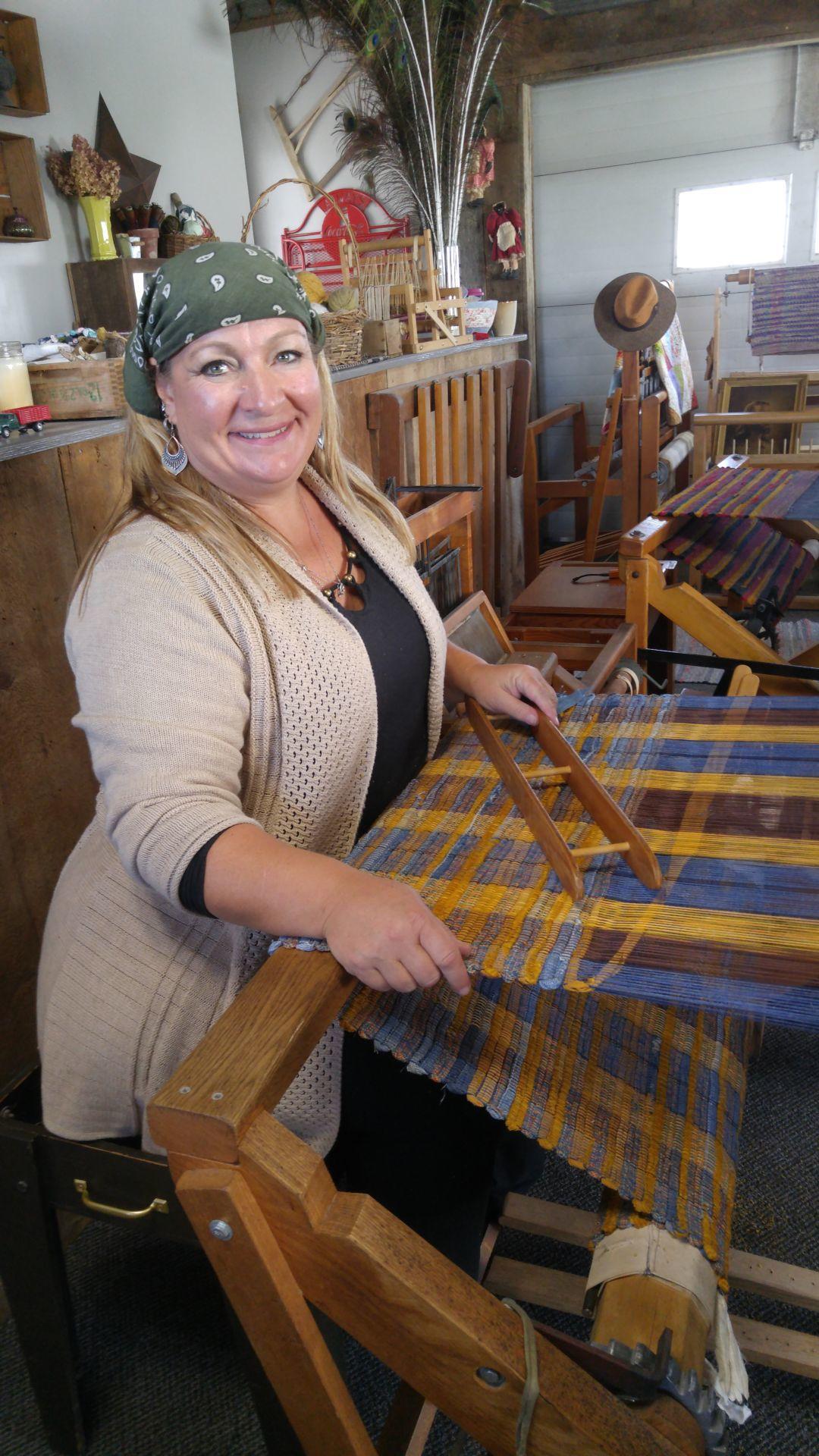 Hazlett Rag Rugs Weave History Of