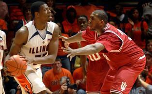 Pruitt bluffs at NBA Draft