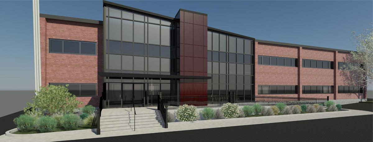 Creativity Center rendering