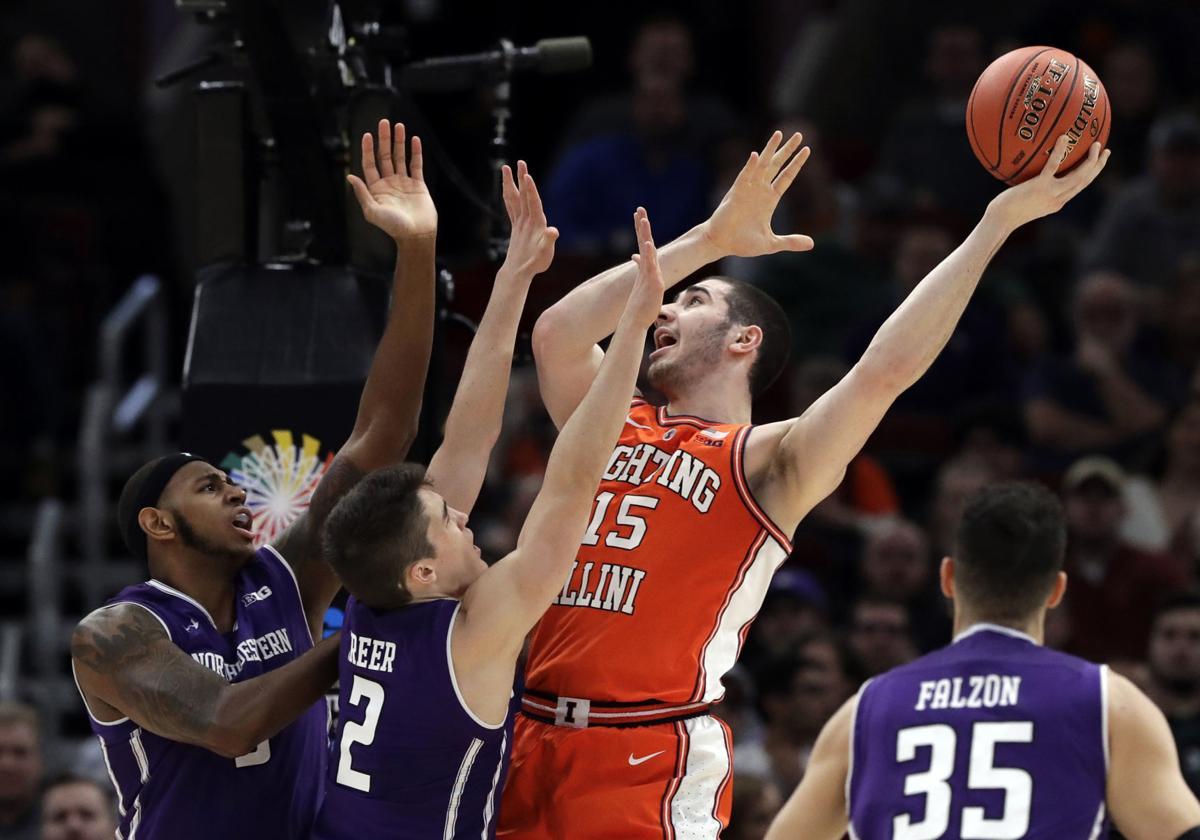 B10 Northwestern Illinois Basketball