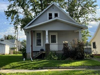 3 Bedroom Home in Bloomington - $68,500