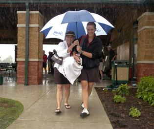Signature Cup: B-N leads Decatur 3-2 after rainy day