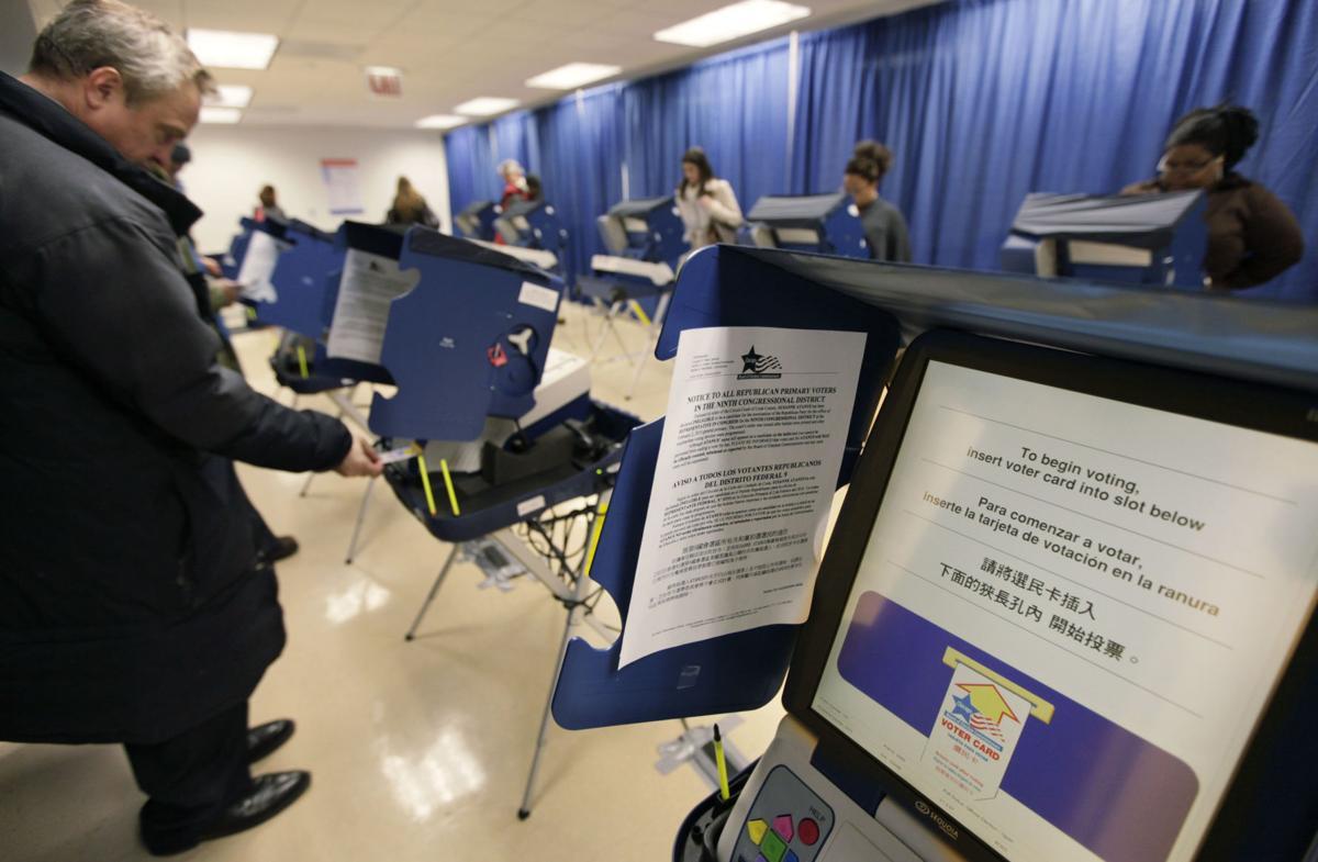 Voter Registrations
