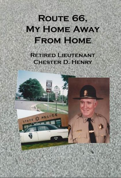 Chester Henry's new book