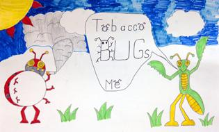 Kid wins anti-smoking poster contest | News | pantagraph com