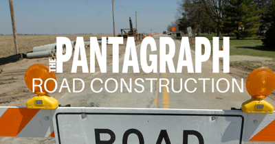 Road closures: Interstates 39, 74 pavement patching