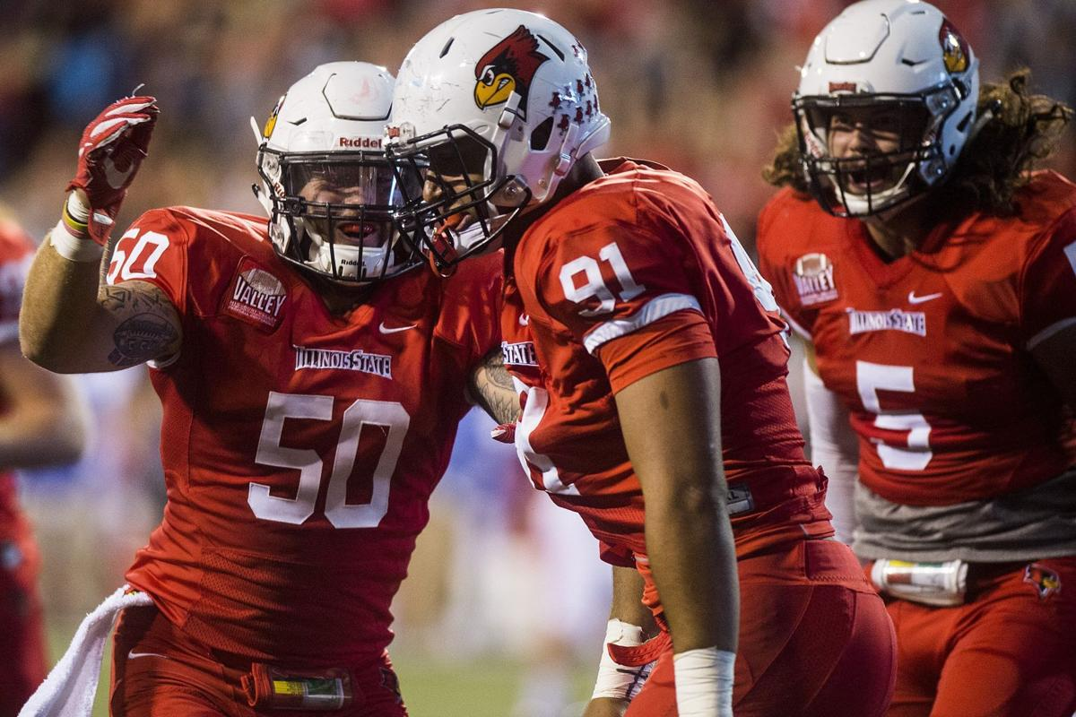 ISU defense for N. Airzona preview