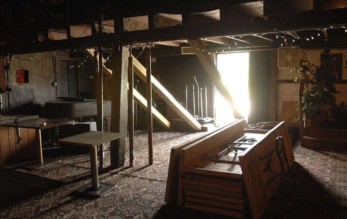 Barn Stormed Conklin Troupe Weathers Damage